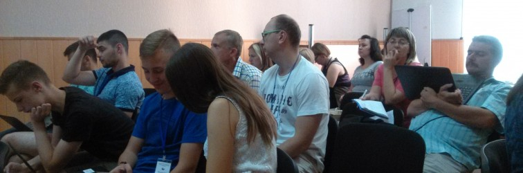Чешские эксперты провели в Николаеве Летнюю школу гражданской активности